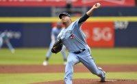 Blue Jays starting pitcher Ryu Hyun-jin tosses 7-inning shutout to open 2nd half