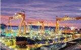 Hyundai Heavy Industries takes top market cap position among shipbuilders