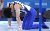 Reign of Japan's 'King Kohei' Uchimura comes to an end