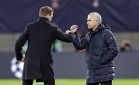Mourinho laments injuries as Leipzig beat Tottenham in CL