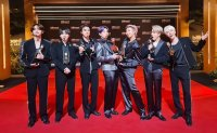 BTS on roll with new single 'Butter'
