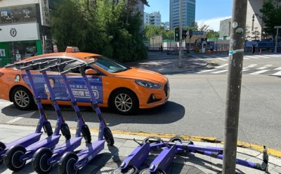 Traffic accidents involving personal mobility devices soar fourfold from 2018 to 2020: data