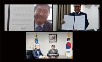 Korea Times signs MOU with International Press Club of Uzbekistan