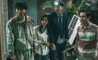 Disaster meets comedy in upcoming film 'Sinkhole'