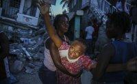 7.2-magnitude earthquake hits Haiti; more than 300 dead