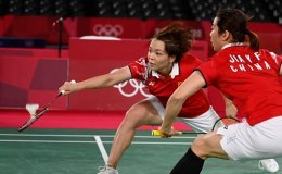 Badminton body files complaint over Chinese player's swearing