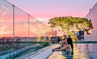 Breakfast, swimming pool influence hotel choice