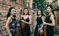 Esme Quartet debuts in Korea after sweeping international awards