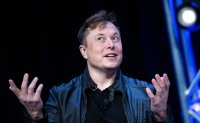 Teslas can now be bought for bitcoin, Elon Musk says