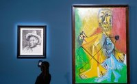 Picasso masterpieces fetch $108.9 million at Sotheby's auction