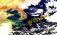 Korea's environment monitoring satellite sends first maritime images