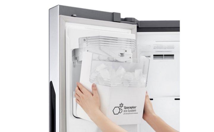 LG licenses ice-making tech for Swedish multinational Electrolux