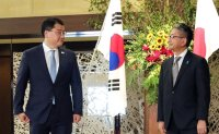 Korea, Japan agree to continue efforts to resolve pending issues