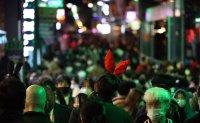 Itaewon, Hongdae areas crowded on Halloween despite virus woes