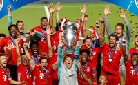 Longest season ends with Bayern beating PSG for 6th Euro Cup