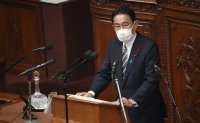 Kishida vows to lead with 'trust and empathy' to fix Japan