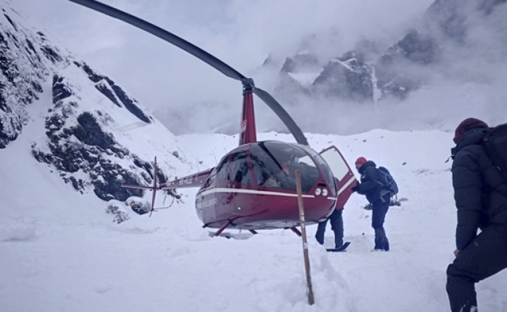 Korean envoy to Nepal calls for continued search efforts for 4 missing in Himalayas
