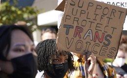 Protestors rally at Netflix in LA over 'transphobic' comedy show