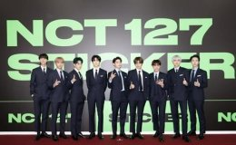 NCT 127 drops 3rd studio album 'Sticker'