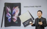 Samsung unveils Galaxy Z Fold3, Z Flip3