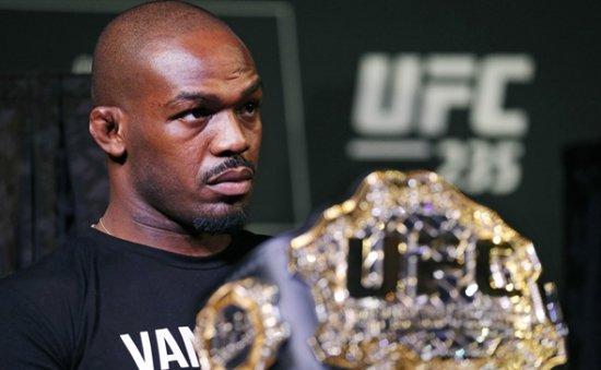 Former UFC champ Jon Jones arrested in Vegas for domestic battery, damaging vehicle