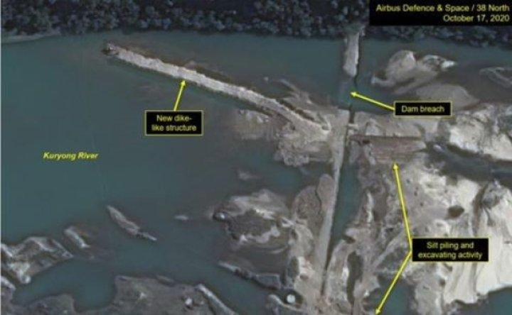 Repairs under way for flood damage at Yongbyon reactor sites: 38 North