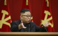North Korean leader vows to overcome difficulties