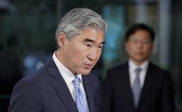 US envoy for North Korea to visit Seoul for talks on end-of-war declaration