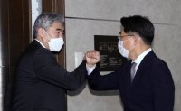 South Korean nuke envoy to hold talks with US, Russian counterparts on North Korea