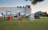 Installation artist traces dreams of modern housing in Asia
