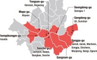 Gov't sets price ceiling on new apartments in affluent Seoul districts