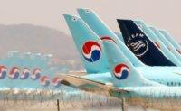 Creditors to inject 1.2 trillion won into virus-hit Korean Air