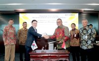 SK E&C, WIKA to develop eco-friendly asphalt in Indonesia