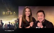 'We were like one big family,' Ma Dong-seok says of 'Eternals' cast