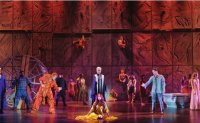 Producers plead for easing social distancing rules in theater