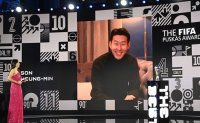 Son Heung-min wins 2020 Puskas Award