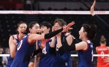 Korea achieves dramatic victory against Turkey in women's volleyball