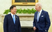 North Korea, China challenges ahead for Moon despite successful summit in US