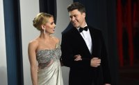 Scarlett Johansson marries for third time with comedian