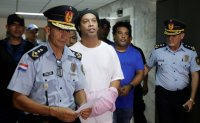 Detained Ronaldinho 'did not know' passport was fake, lawyer says