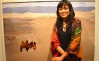 'Miru's Adventure' book reveals Korean artist's desert life
