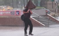 Heavy rain expected across Korea's southern regions as Typhoon Chanthu approaches