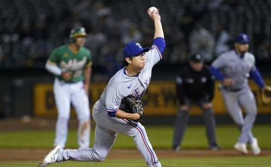 Rangers' Yang Hyeon-jong outrighted to minors