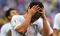 South Korea loses to Sweden 1-0