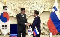 In summit, Moon hails Slovenia's plan to open embassy in Seoul