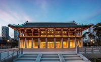 Hanok accommodations offer traditional atmosphere