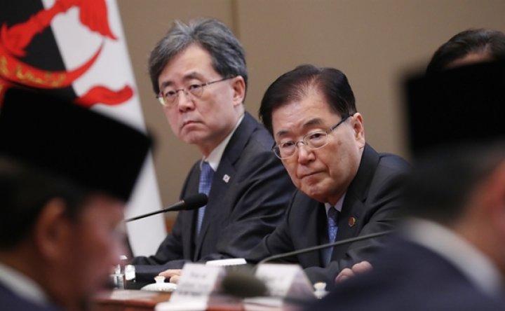 Cheong Wa Dae striving to resuscitate denuke talks
