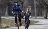 Pandemic leads to bicycle boom around world