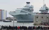 North Korea criticizes British fleet of warships ahead of port call in South