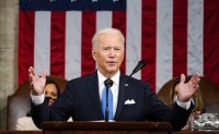 Biden vows to work with allies to address North Korea threats 'through diplomacy and stern deterrence'